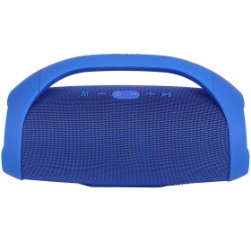 Boombox High Bass Portable Wireless Bluetooth Speaker Compatible with All Smartphones