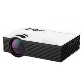 1080p HD LED PROJECTOR WIFI/miracast/USB/SD/HDMI/VGA/AV input