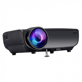 Usb Slide Focus Ultra Short Throw Led Projector For Hotel/Home/school/classes/out door Advisement/GYM/Business/Events