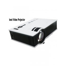 Best Home Cinema Projector with USB/SD/HDMI/VGA/AV support input