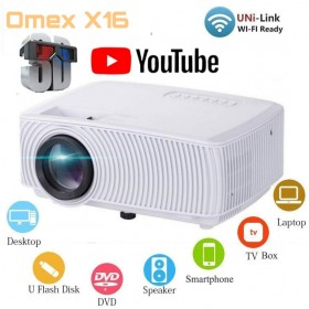 2019 UPGRADE YOUTUBE VERSION SMART WIFI/MIRACAST/DLANA 1080P HD LED PROJECTOR FOR SCHOOL CLASS HOME HOTEL CAFE GYM